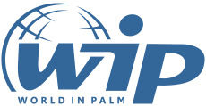 World In Palm